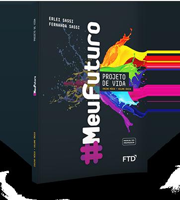 Livro Meu Futuro Projeto de Vida PNLD 2021