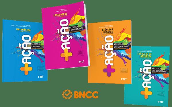 PNLD 2021 Coleção +Ação na Escola e na Comunidade